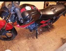 Vendo moto lineal por motivo de viaje