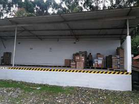 2 Bodegas Tipo Muelle 200 Mts Y 150 Mts