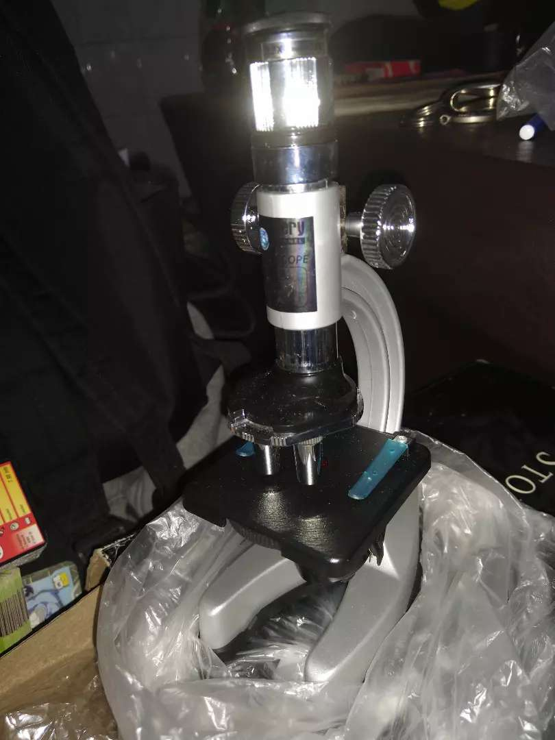 Microscopio Discovery Chanel 0