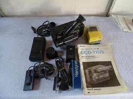 Filmadora Sony 8 mm CCDTR75