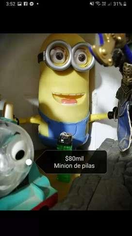 Minion den pilas