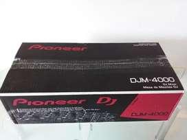 Mixer Pioneer Dj DJM 4000