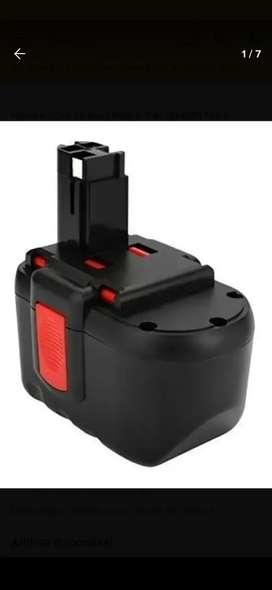 Batería taladro inalámbrico Bosch