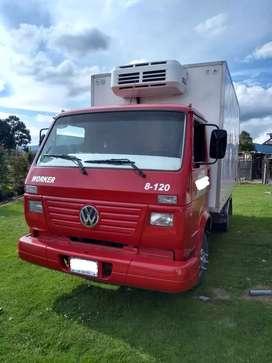 Camion Volkswagen en excelente estado