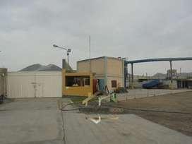 Venta de Local Comercial Industrial Totalmente Cercado en Departamento de Ancash -  Santa