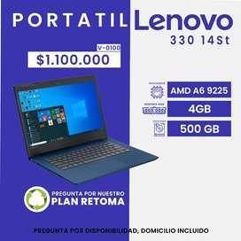Portatil Lenovo 330 14st