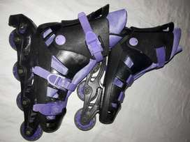 Vendo rollers talle 38
