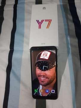Huawei Y7 2018 Negro