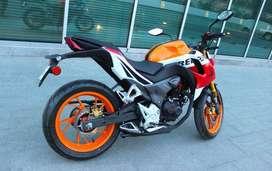 Vendo Honda CB 190r