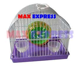 Jaula Pequeña Transportadora Hamster