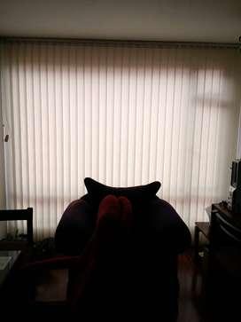 Manténimiento de cortinas