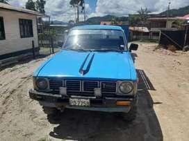 Toyota stout 1980 petrolero venta por renovacion