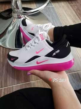 Lindas zapatillas para dama