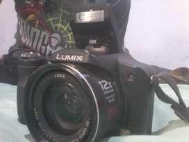 Camara Panasonic modelo DMC-FZC