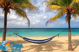 ultimooo lote en cayo beach hermosa lotizacion en puerto cayo sd5