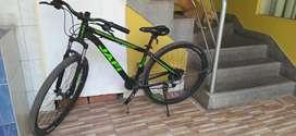 Bicicleta montañera JAFI