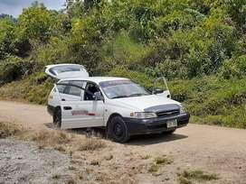 Ocacion vendo Toyota caldina 1999 modelo 2000