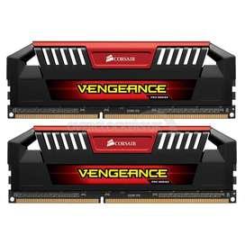 Memoria Ram DDR3 2400mhz Corsair Vengeance Edición limitada y de coleccionista