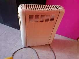 Vendo/permuto calefactor eléctrico