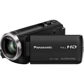 Video Camara Panasonic Hc v180 Full HD 60fps- pantalla tactil