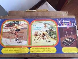 Rotapin - Rodillo para bicicleta