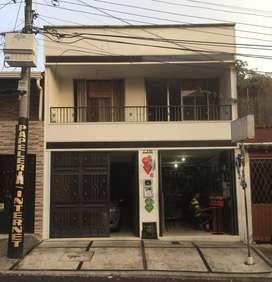 Vendo casa con negocio en floridablanca, BUENA UBICACION