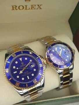 Reloj Rolex de pareja