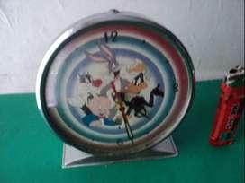 Vintage Reloj despertador Looney Tunes