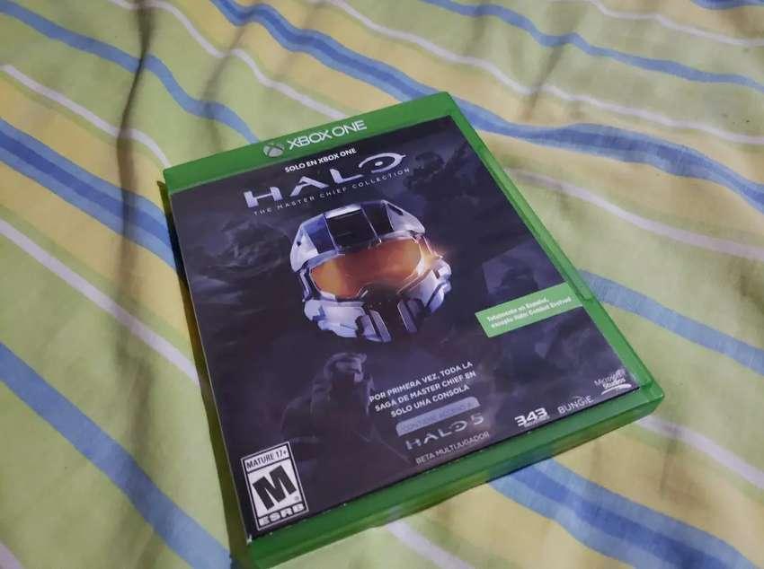 Xbox one Hallo 1,2,3,4, reach y aniversari en un solo CD 0