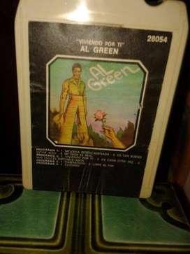 Al Green - Viviendo Por Ti - 8-track Stereo Magazine Arg