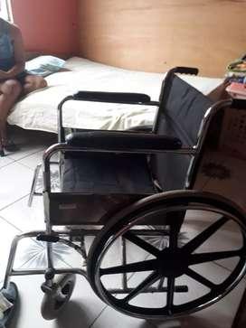 En venta silla de ruedas y más