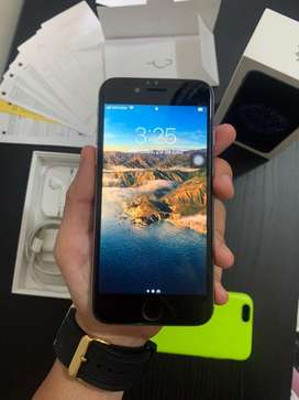 iPhone 6 32 Gb intacto con todo economico
