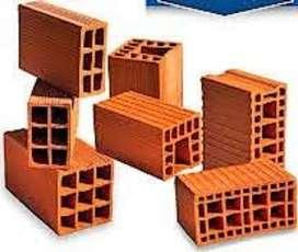 Ladrillos para Construcciones