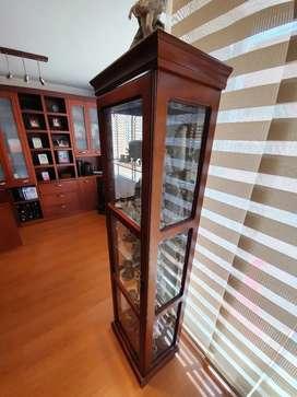 Vendo vitrina de luxe con luz interior de Muebles&Accesorios