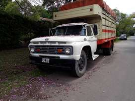 Ford 600 perking 6