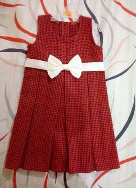 Vestido para niña (jamper)