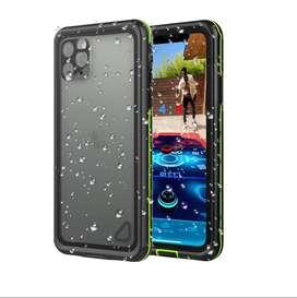 Estuche Sumergible Tipo Lifeproof iPhone 11 Pro & Iphone 11 PRO MAX  Antigolpes