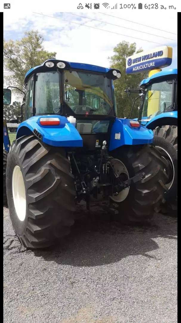 Tractor New Holland 0