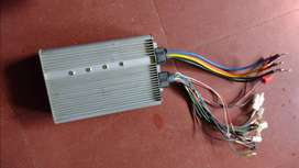 Controlador para moto electrica
