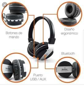 Auricular Bluetooth Lion