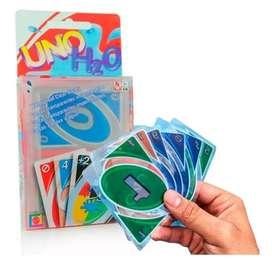Uno H2O cartas