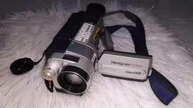 Camara de video handy cam