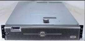 Dell Poweredge 2950 01 X Xeon Duo-core X5050, 2 Gb, 2x73 Gb - 5UNIDADES