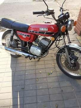 Yamaha 125 rx