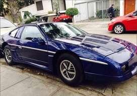 Venta Pontiac fiero 1986