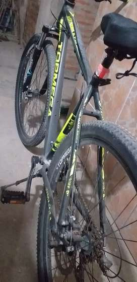 Bicicleta top mega rodado 29