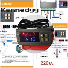 Controlador Temperatura Humedad