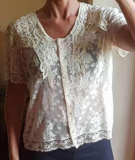 Camisa mujer Rapsodia. Talle L