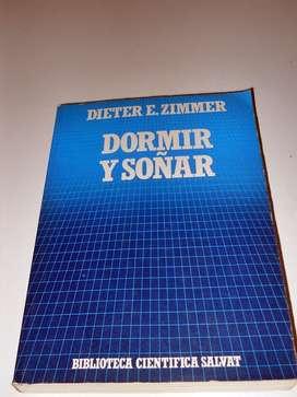 Libro dormir y soñar Zimmer Salvat
