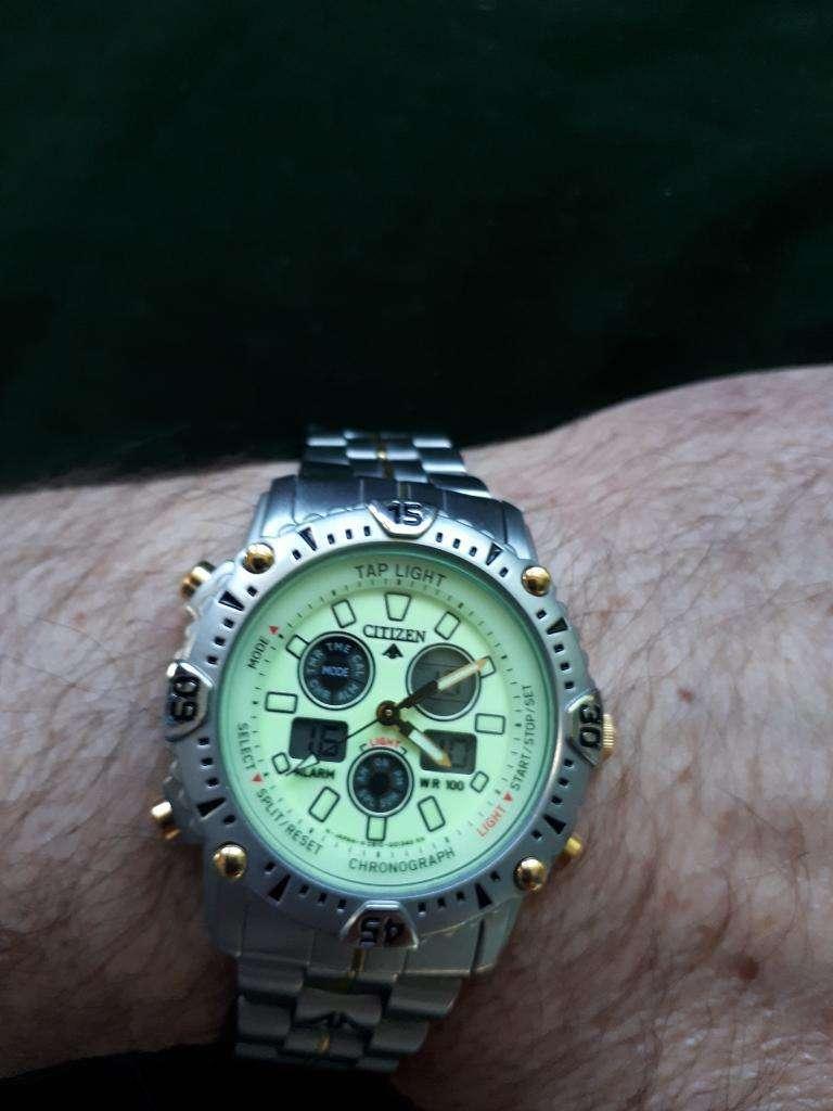 Reloj Citizen Promaster 0